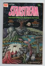 Science Fiction Comic book 1976 Starstream #4 Asimov Anderson etc etc colour#410